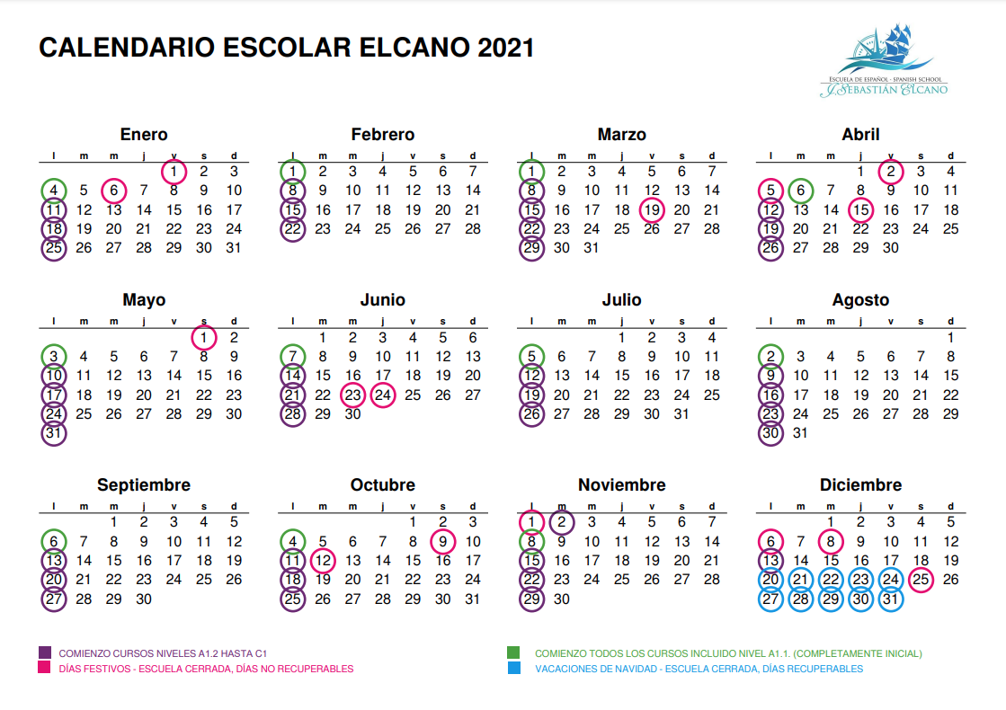 Elcano Spanish School